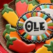 Fiesta Border Cookie Ole