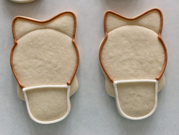Horse Face Cookie 2
