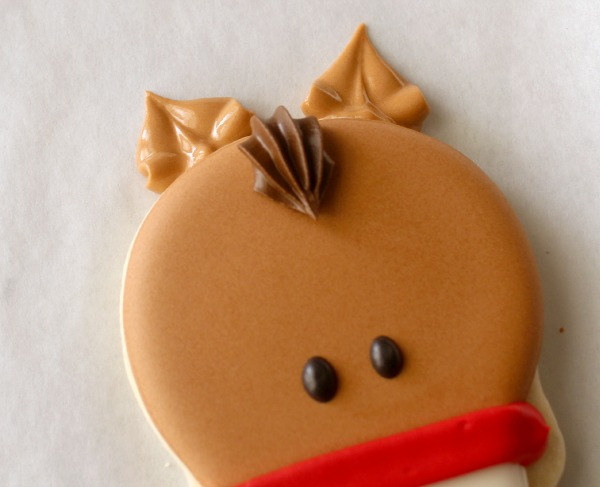 Horse Face Cookie 6