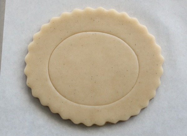 Mexican Cookie Border