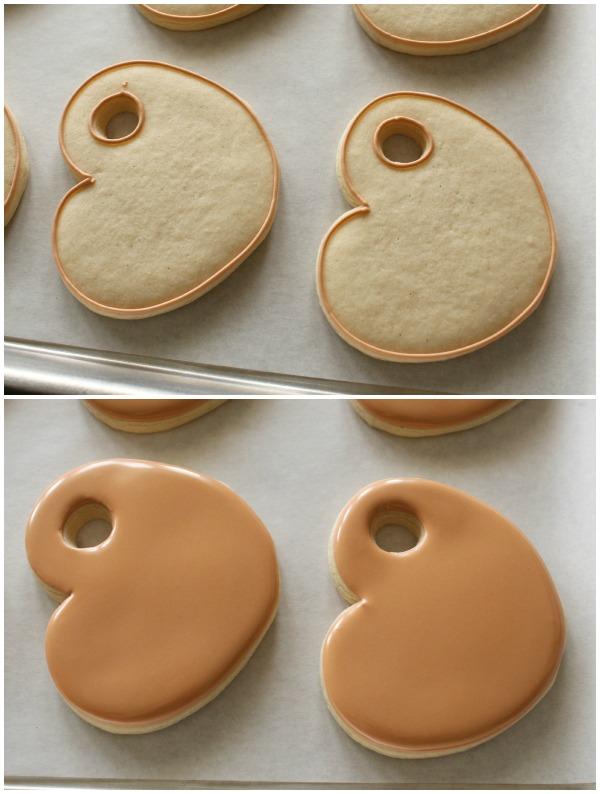 Paint Palette Cookie Cutters