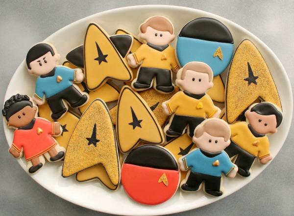 Star Trek Cookies HR
