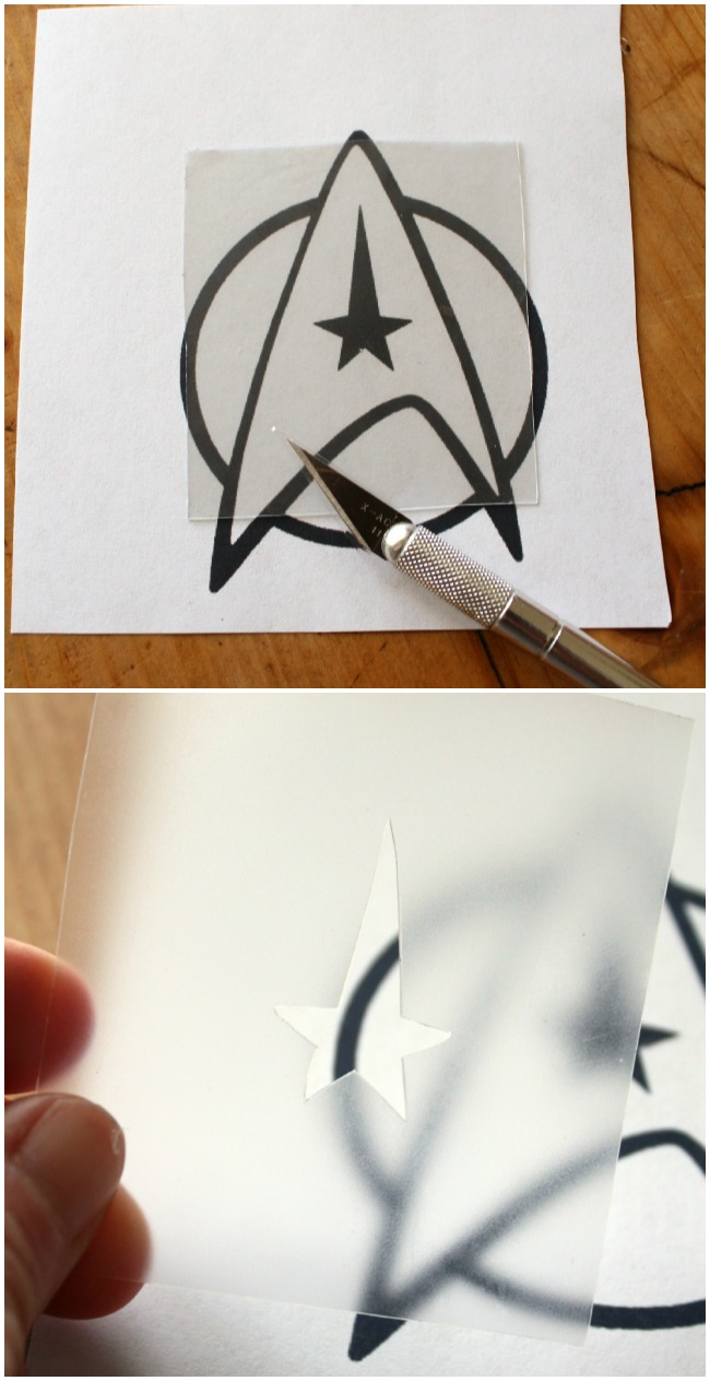 Star Trek Insignia Cookie 4