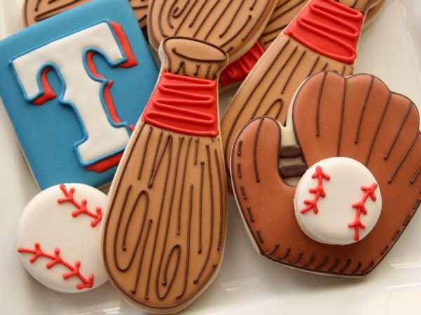 Baseball Cookies 4