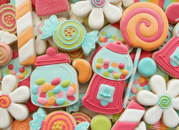 Candy Close-Up