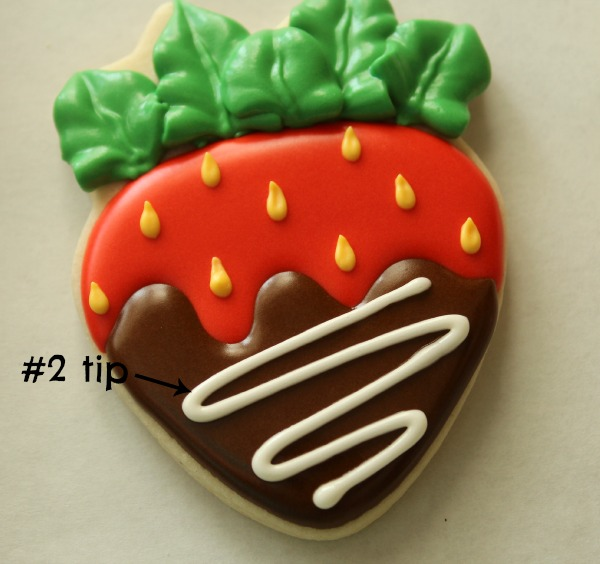 Chocolate Covered Strawberry Cookies_Sweetsugarbelle 6