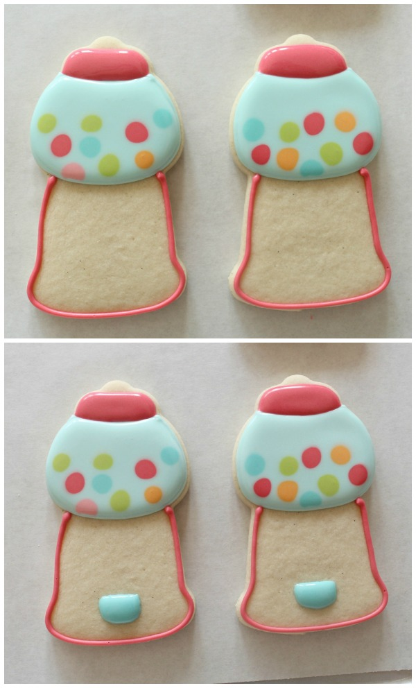 Gumball Machine Cookies 4