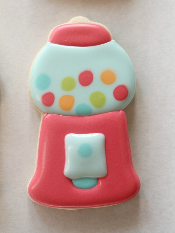 Gumball Machine Cookies 6