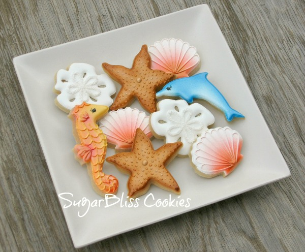 Sugarbliss Nautical Cookie Collection 1