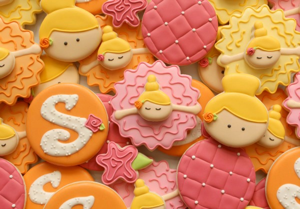 Ballerina Cookie Collection