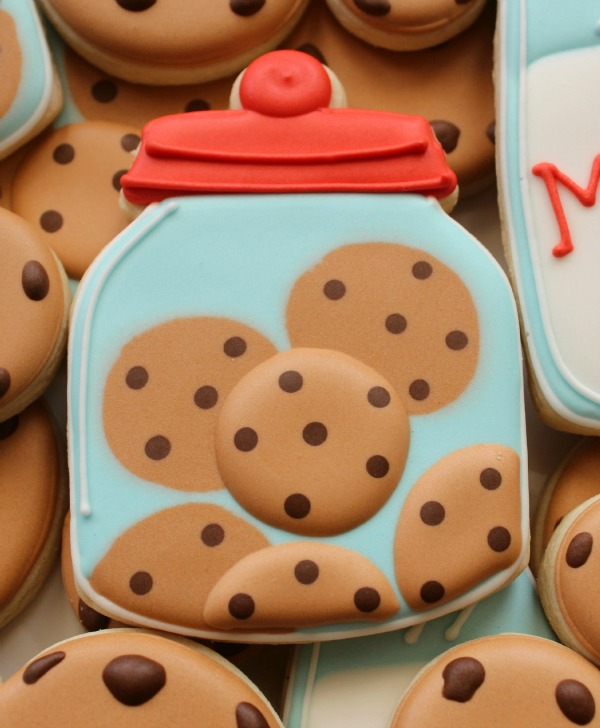 Cookie Jar Cookie Cutter
