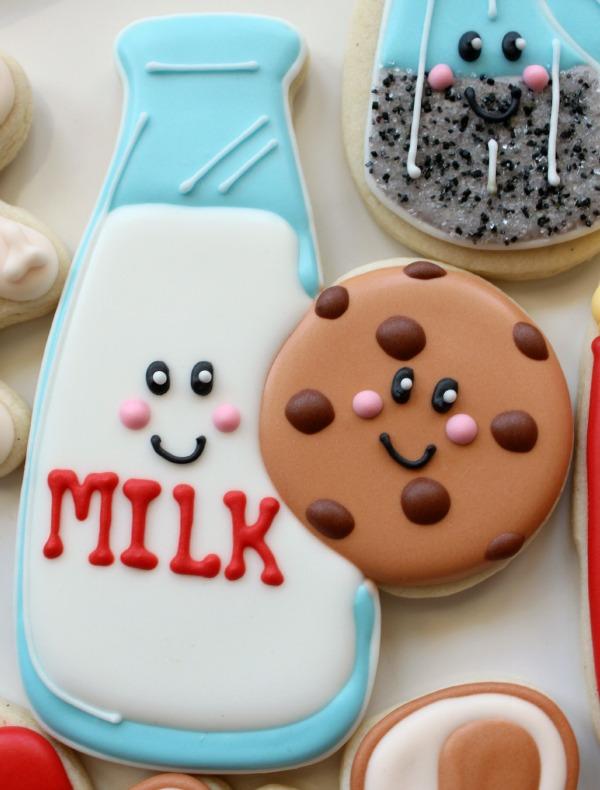 Cookies and Milk Cookie