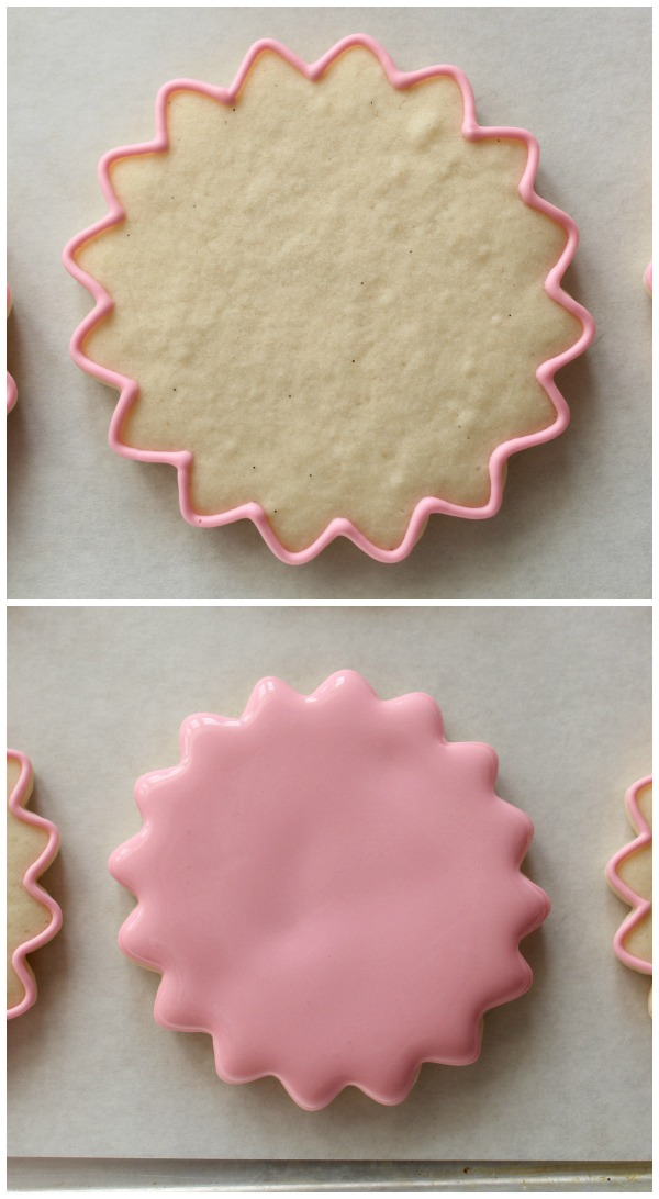 Double Layer Ballerina Cookies 3