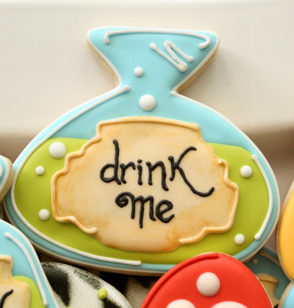 Potion Bottle Cookie 6
