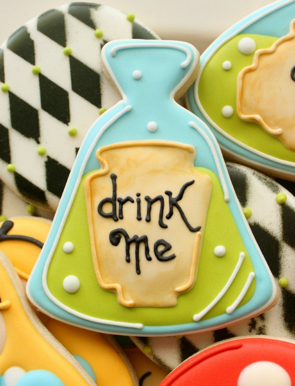 Potion Bottle Cookie