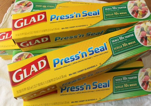 Press and Seal Icing Bags