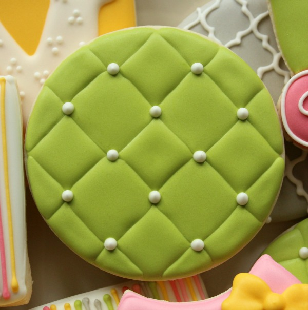 Quilted Cookie