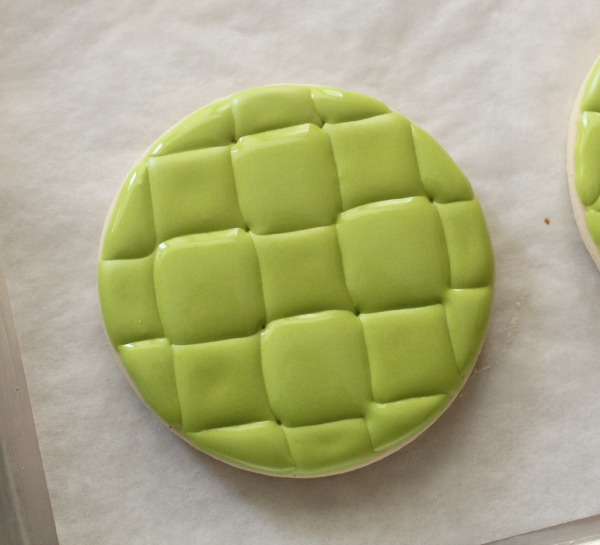 Quilted Royal Icing 5