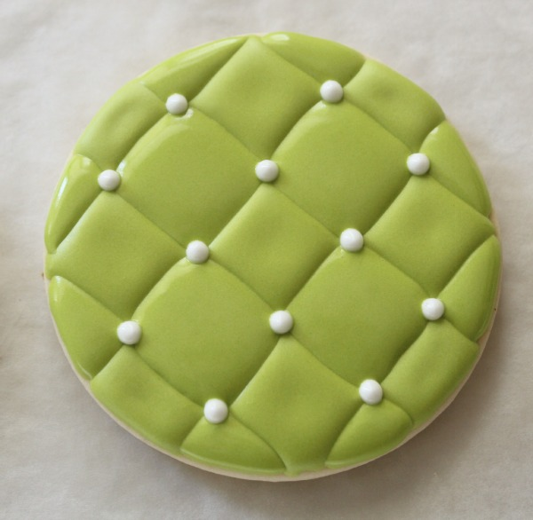 Quilted Royal Icing 6