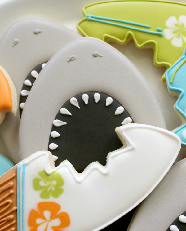 Shark Mouth Cookie