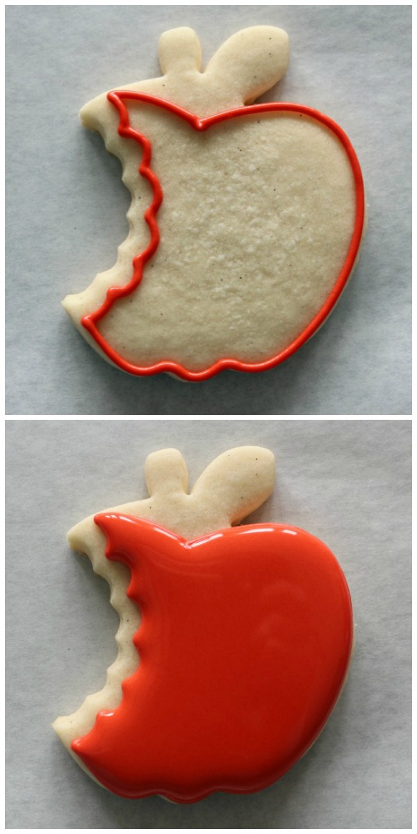Bitten Apple Cookies Cookieologyblog2