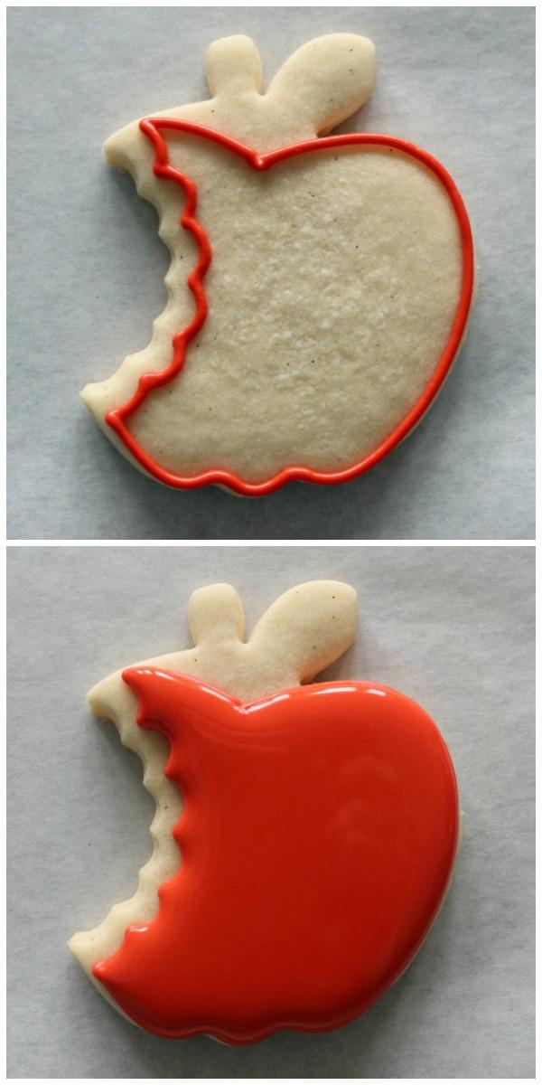 Bitten Apple Cookies Cookieologyblog2