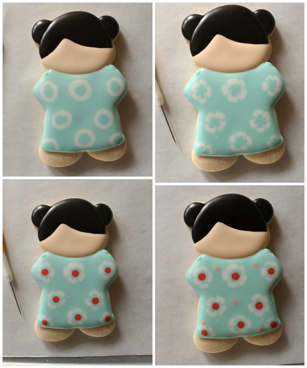 China Doll Cookie 4