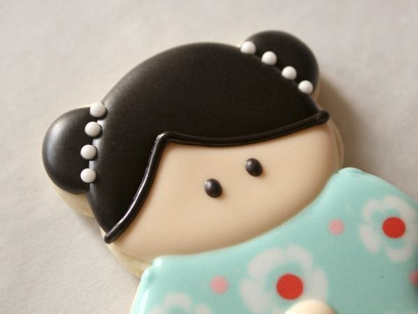 China Doll Cookie 6