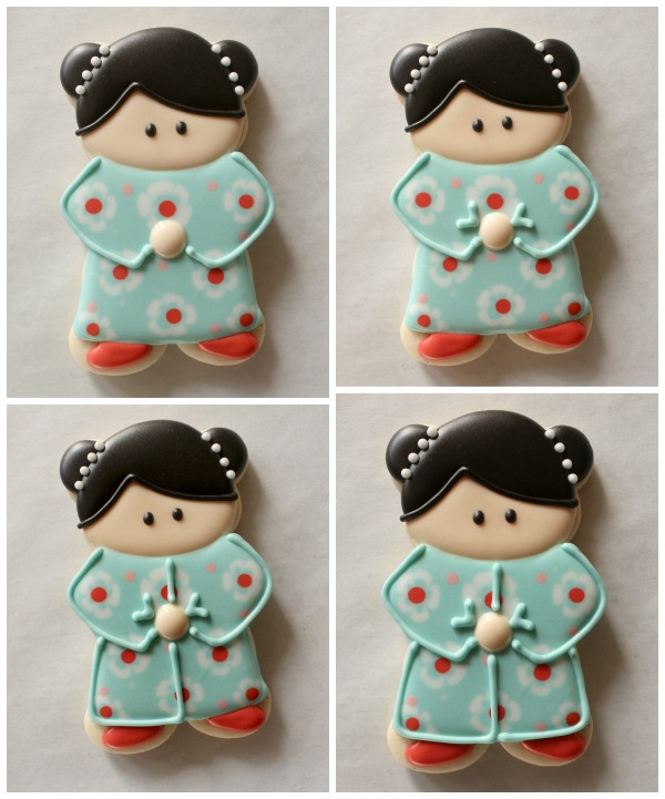 China Doll Cookie 7