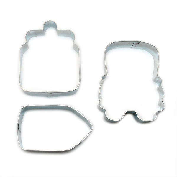 SweetSugarBelle Cookie Cutters