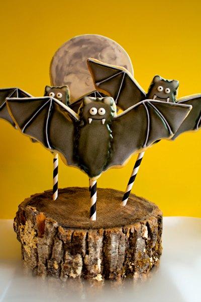 Halloween Cookie Pops The Bearfoot Baker