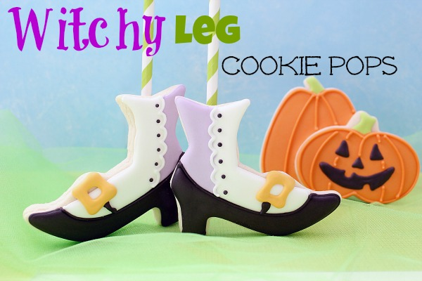 Witch-Leg-Cookie-Pops