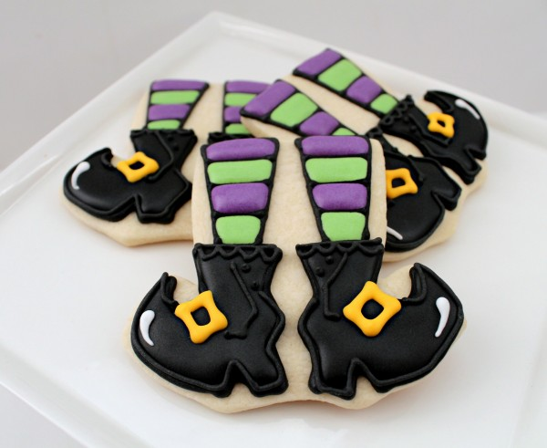Witch Leg Cookies
