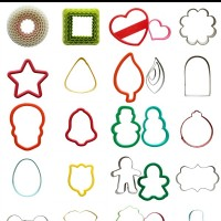 20 Must Have Cookie Cutters via Sweetsugarbelle blog