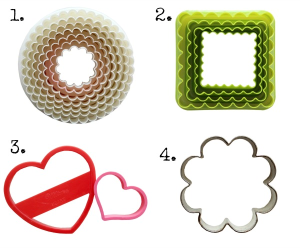 20 Must Have Cookie Cutters