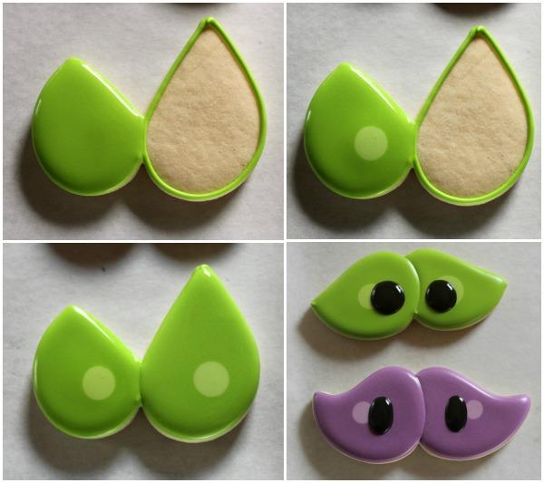 Halloween Eyeball Cookies Sweetsugarbelle