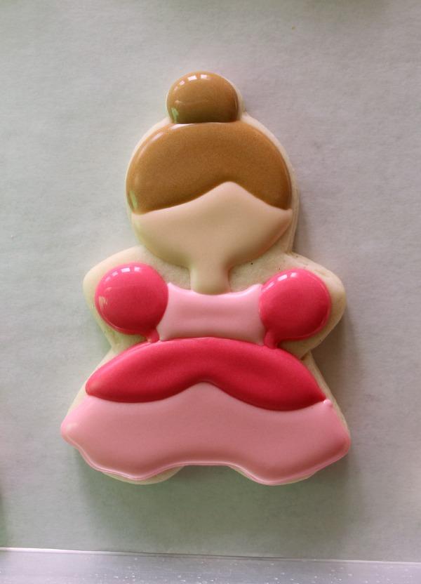 Princess Cookie 4