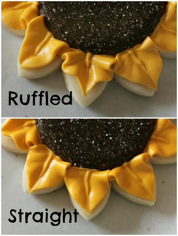 Sunflower Cookies 6