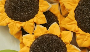 Sunflower Cookies Sweetsugarbelle
