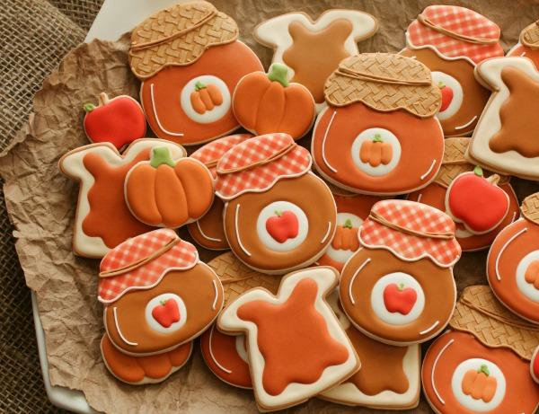 The Sweet Adventures of SugarBelle Jelly Jar Cookie Platter