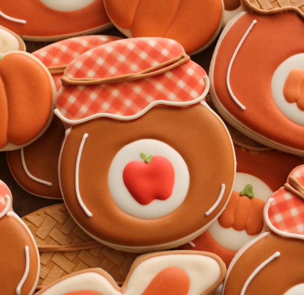 The Sweet Adventures of SugarBelle Jelly Jar Cookie