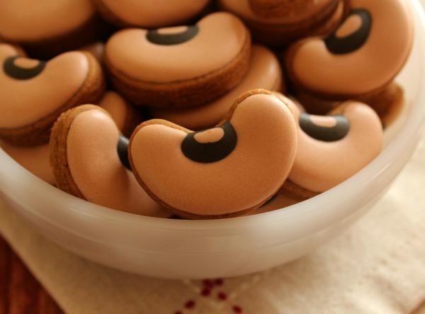 Black Eyed Pea Cookies