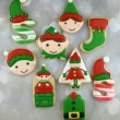 Creative Elf Cookies