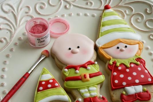 Elf Boy and Girl Cookies 8