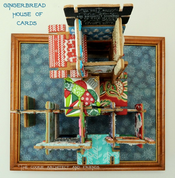 Gingerbread House of Cards by The Cookie Architect and Friends 4