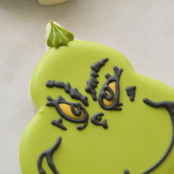 Grinch Cookies 5