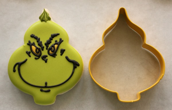 Grinch Cookies 6
