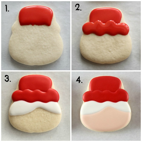 How to Make Mrs. Claus Cookies 1