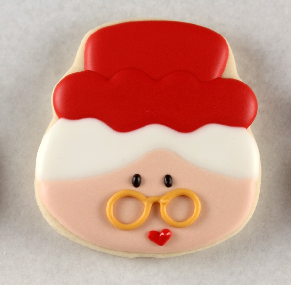 How to Make Mrs. Claus Cookies 2