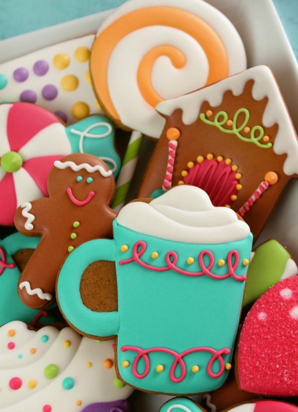Lollypop Cookies